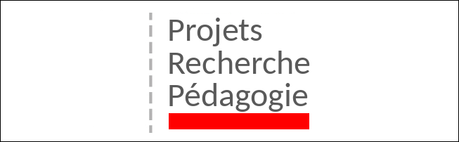 Projets Recherche Pédagogie